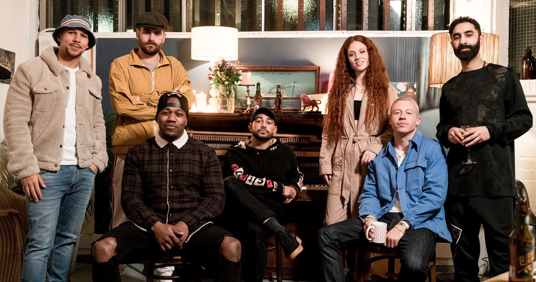 Rudimental take on Drake for this week's Number 1 single