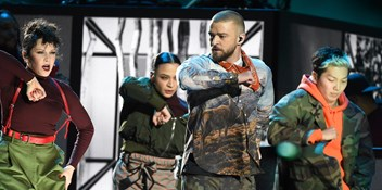 Justin Timberlake's Man Of The Woods is set to score this week's highest new entry after Super Bowl halftime show