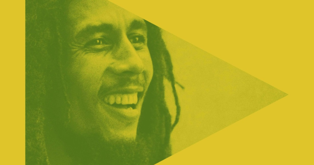 Bob Marley complete UK singles and albums chart history