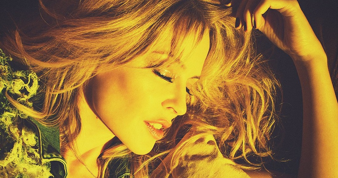 Kylie Minogue announces UK Golden arena tour