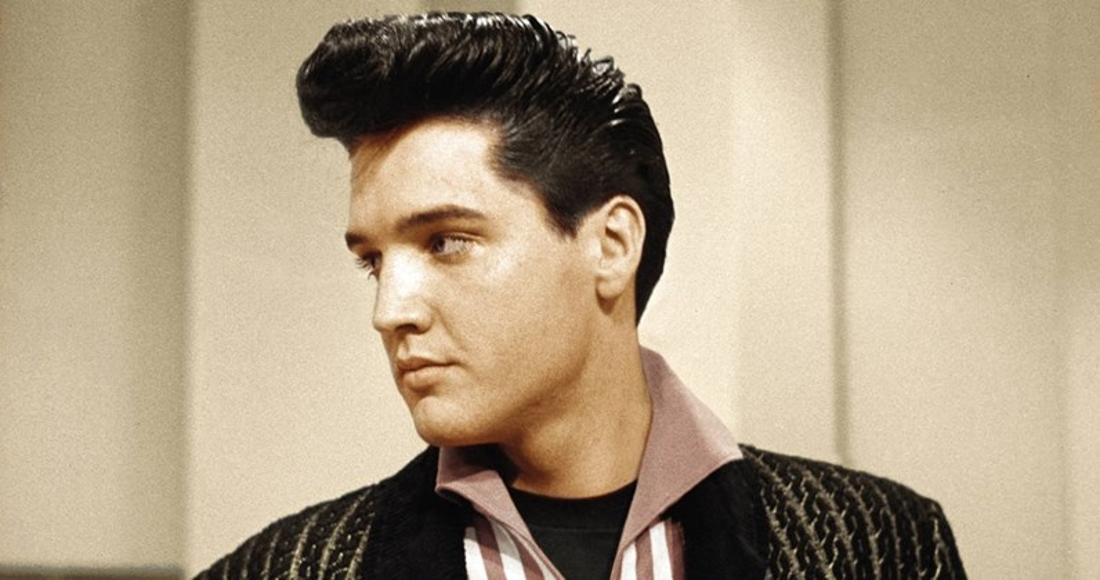Elvis Presley's Top 50 bestselling songs