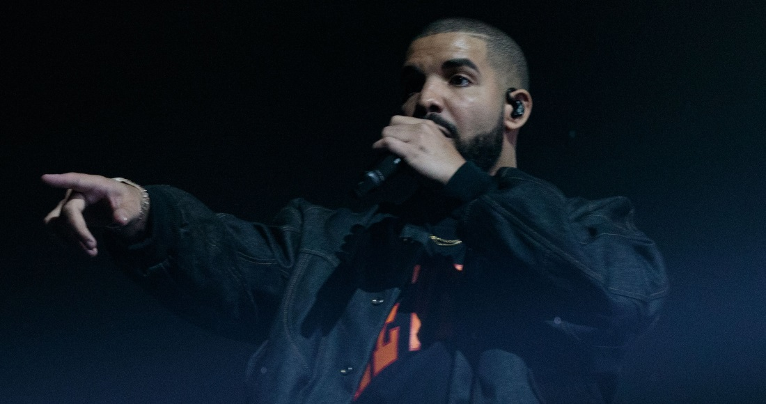 Drake holds off Rudimental on the Official Singles Chart