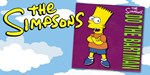 The Simpsons and Michael Jackson topped the charts 27 years ago this week