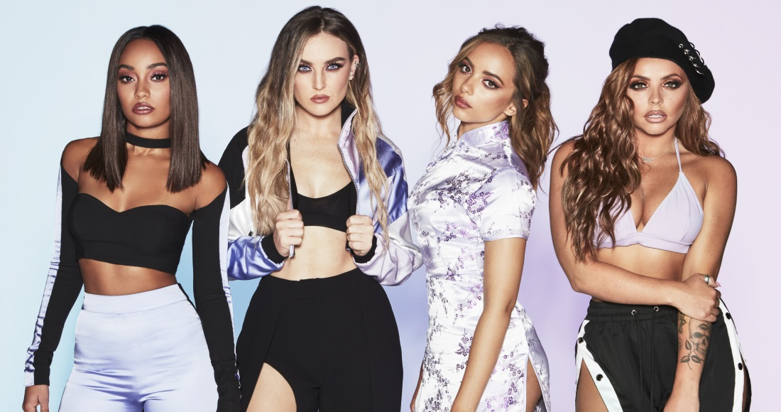 Confirmed: Little Mix's new album is coming out in 2018