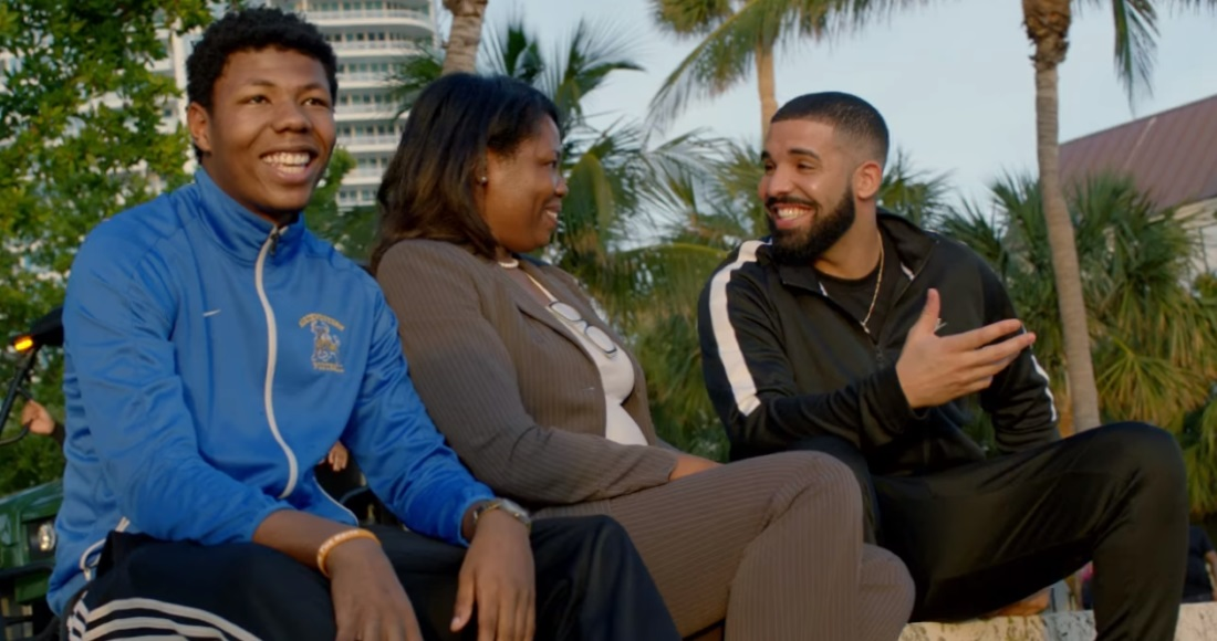 Drake's God's Plan set to extend reign at Number 1 after viral video release