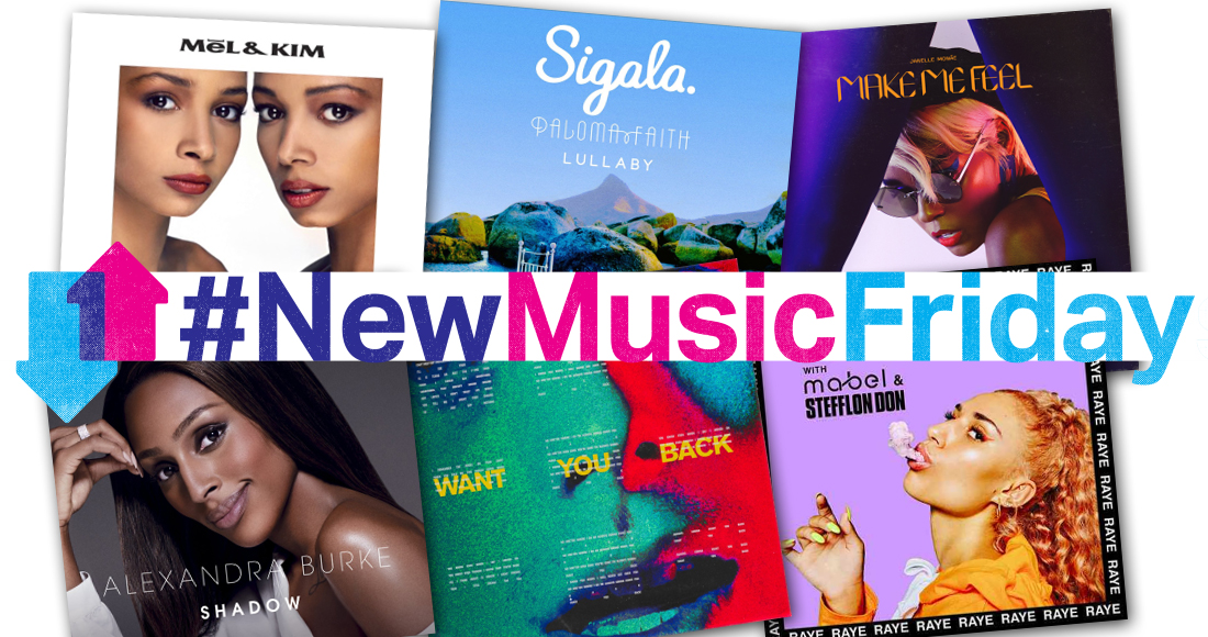 This week's new releases: Sigala & Paloma, Alexandra Burke