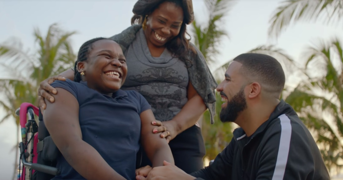 Drake's God's Plan records strongest week of streams yet