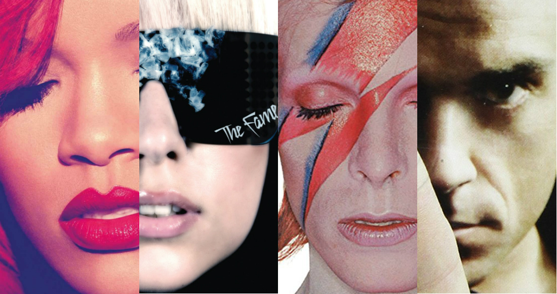 Quiz: Can you spot the bestselling album?