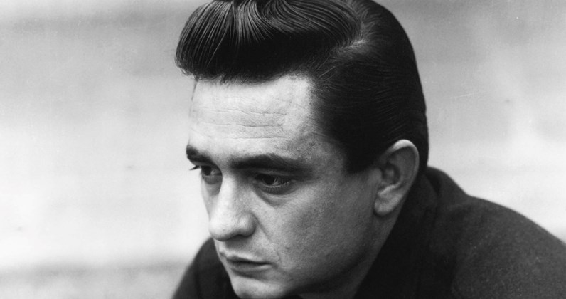 Johnny Cash complete UK singles and albums chart history