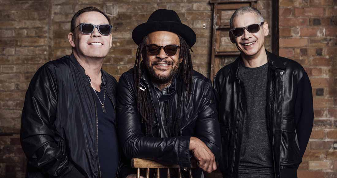 Founding UB40 members set for highest new entry on the UK Albums Chart