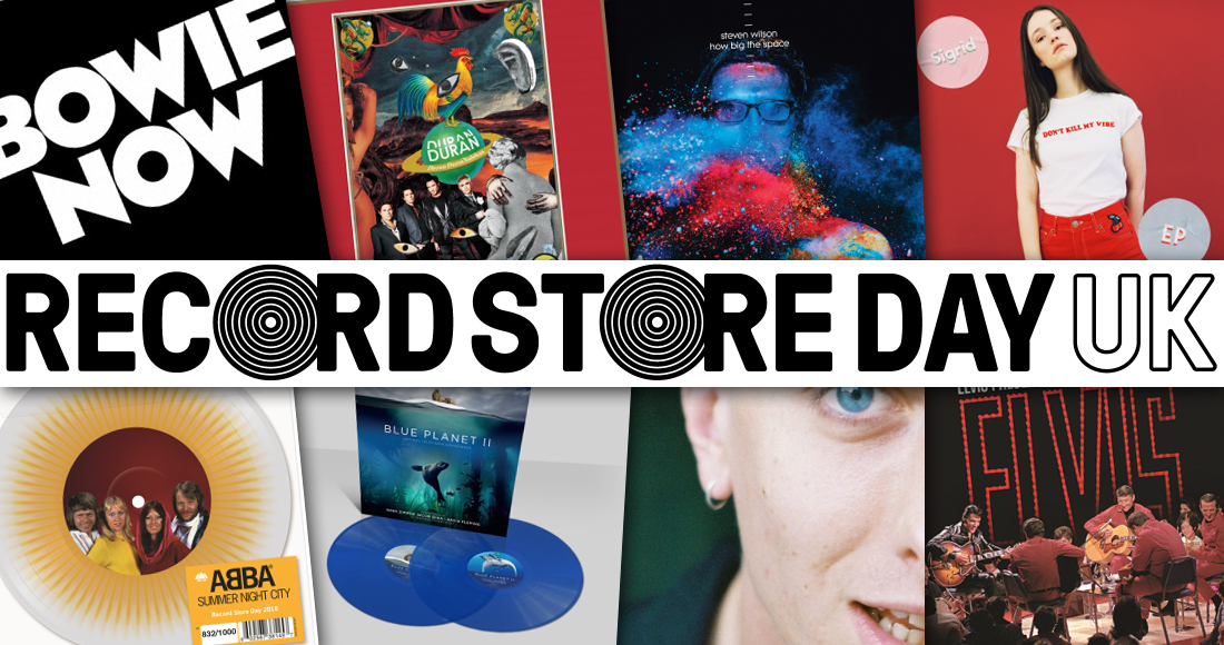 Record Store Day: All 500+ of this year's exclusive releases