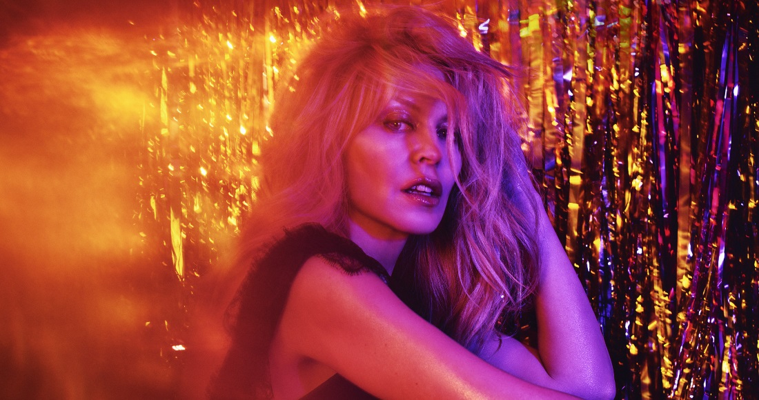 Kylie Minogue unveils new edit of next single A Lifetime To Repair