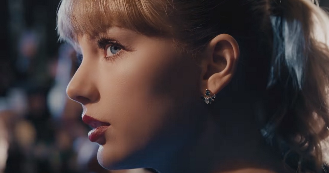 Taylor Swift lets her hair down in the video for Delicate - watch