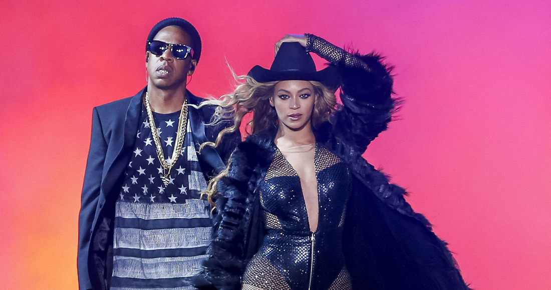 Beyoncé and Jay-Z's biggest singles on the Official UK Chart