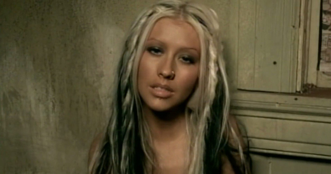 Flashback: Christina Aguilera's Beautiful was Number 1 15 years ago this week