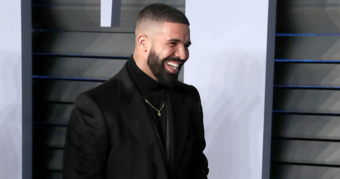 Drake scores his third Number 1 single of 2018 with In My Feelings
