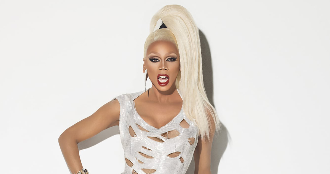 Rupaul could score his first Official Chart entry in 20 years this week