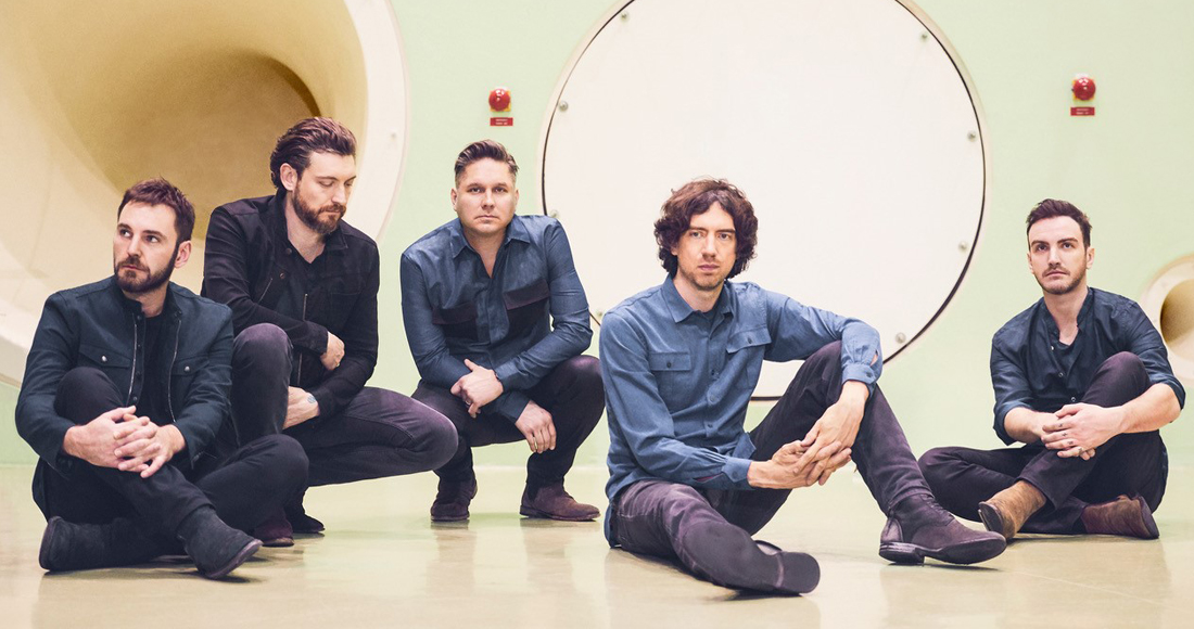 Listen to Snow Patrol's first single in seven years