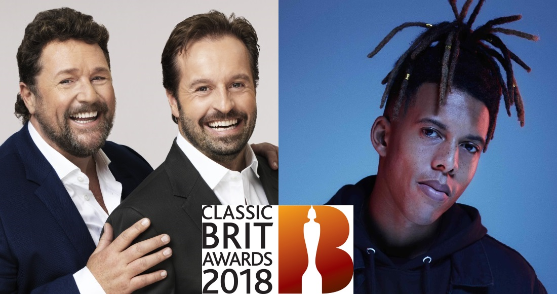 The Classic BRIT Awards to return in 2018