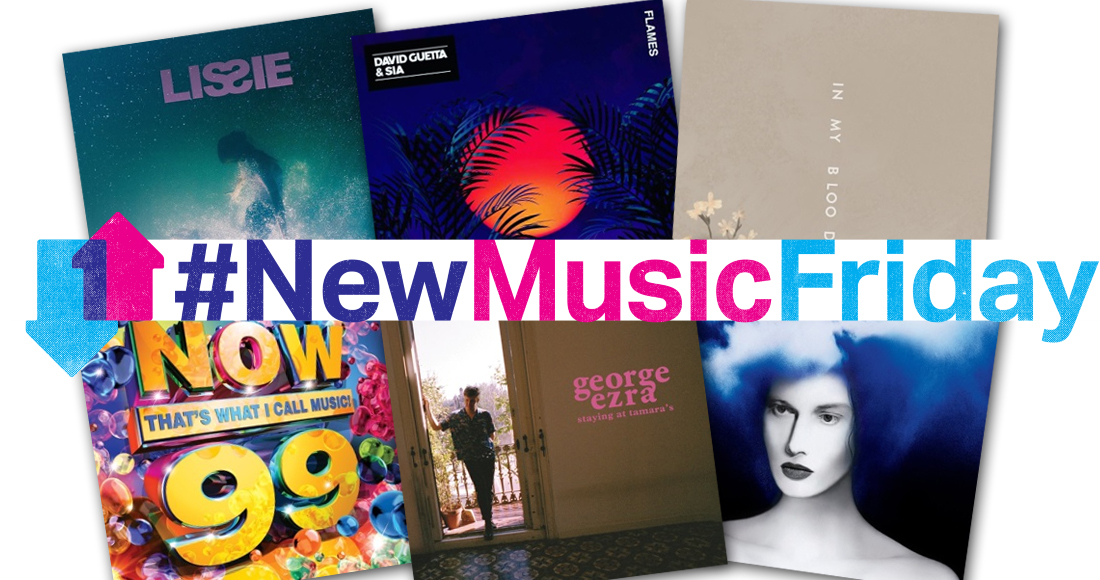 This week's new releases: Shawn Mendes, George Ezra, Now 99