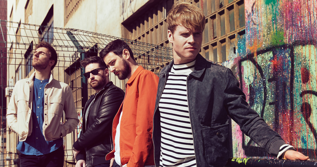 "Kodaline talk new single: ""You could say go big or go home"""