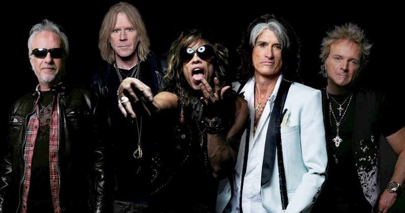 Aerosmith complete UK singles and albums chart history