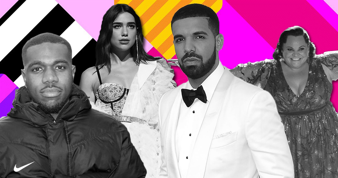 The Official Top 40 biggest songs of 2018 so far