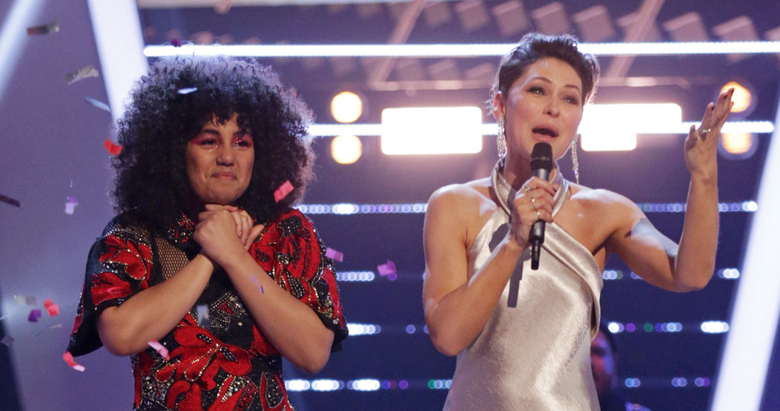 The Voice 2018 winner Ruti leads mid-week singles chart