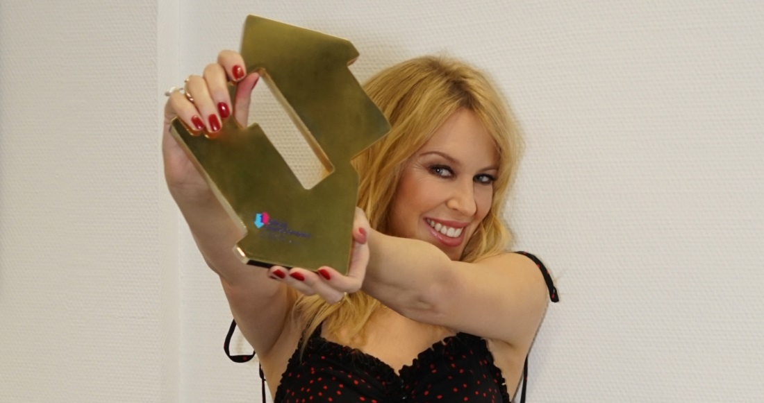 Kylie Minogue's Golden is Number 1 on the Official Albums Chart