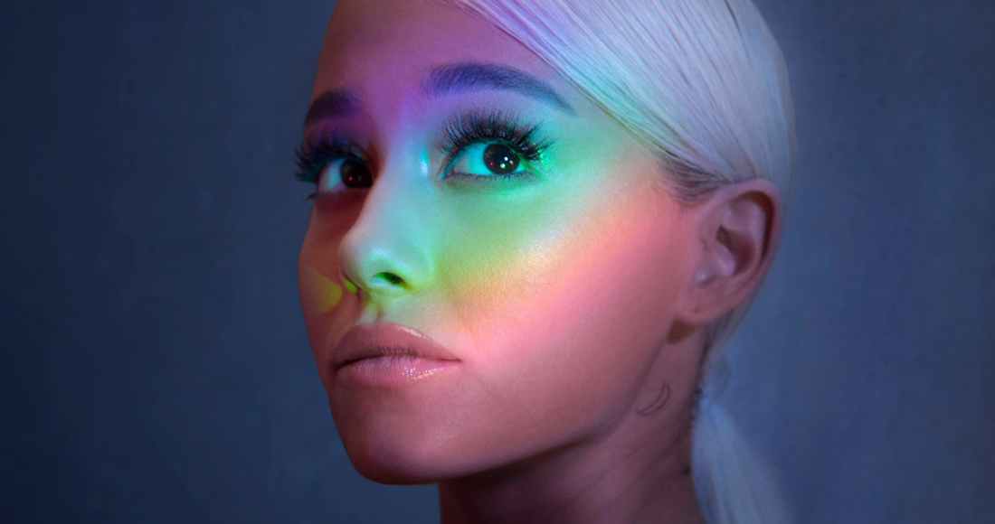 Ariana Grande's Top 10 singles on the Official Chart revealed