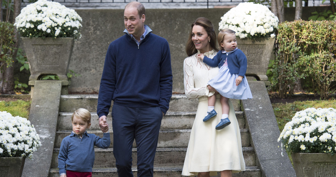 Royal baby special: the Royal family's birthday Number 1s revealed!