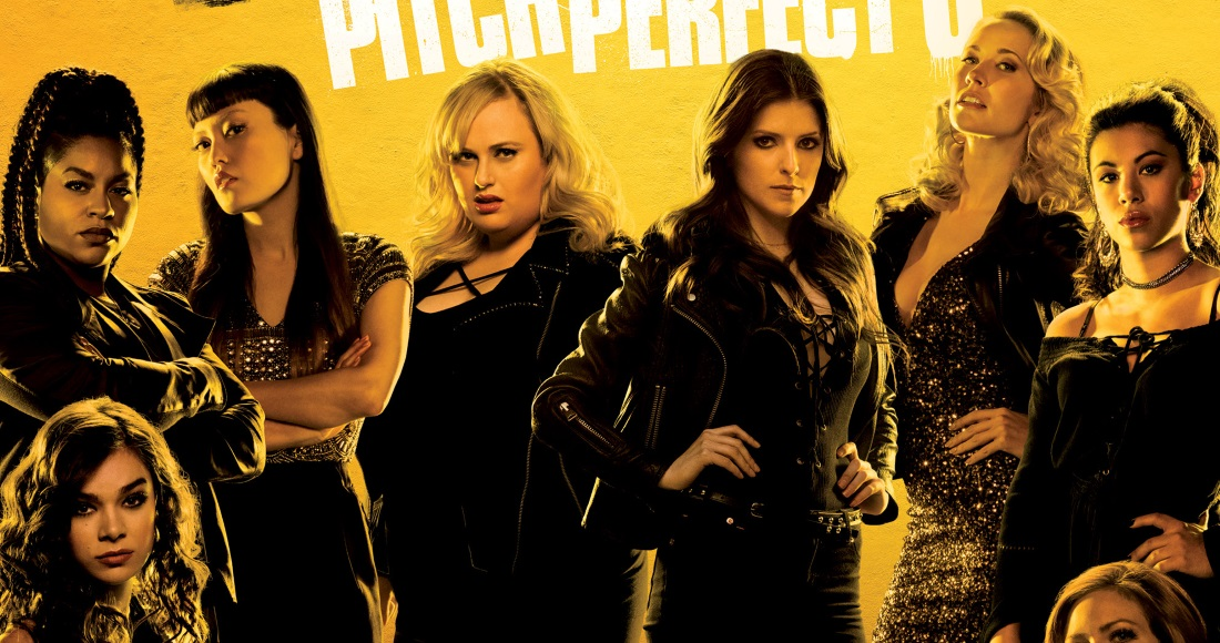 Pitch Perfect 3 singing its way to Number 1 on DVD chart