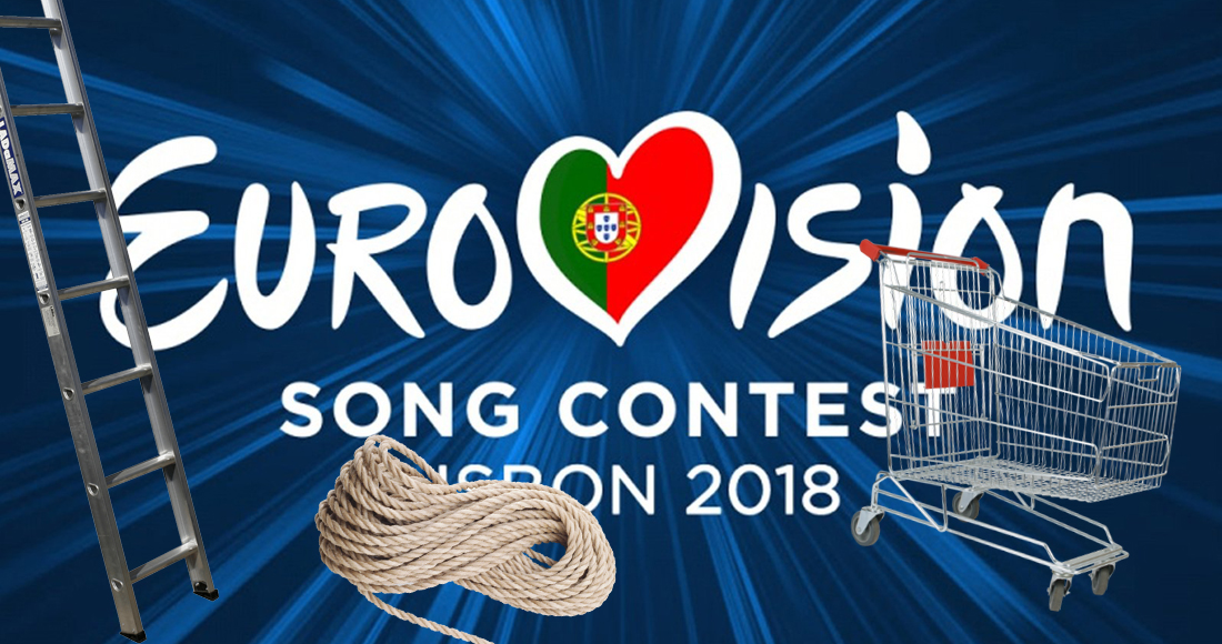Eurovision fans laugh at unusual list of banned items