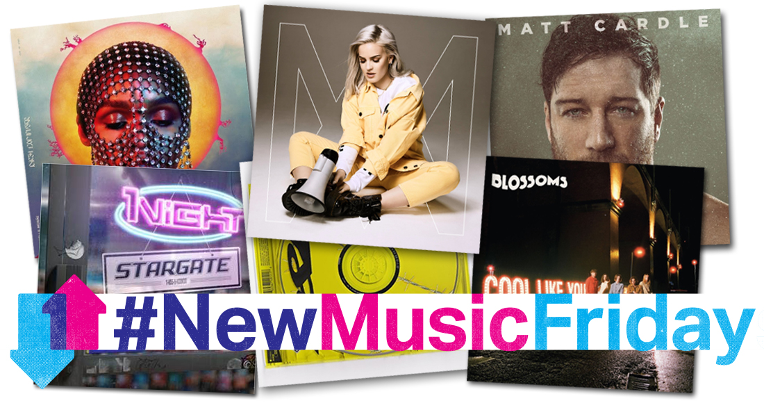 New releases: Anne-Marie, Blossoms, Janelle Monae