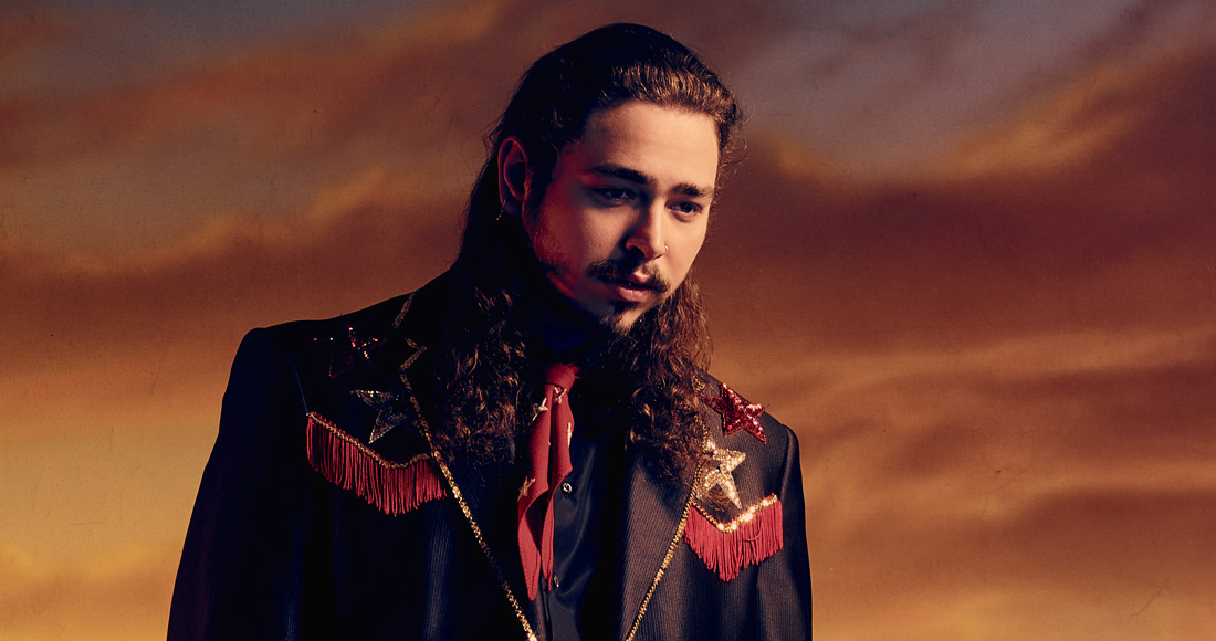 Post Malone set for Official Chart takeover with new album