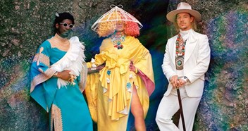 Labrinth, Sia and Diplo announce supergroup called LSD, release new single Genius
