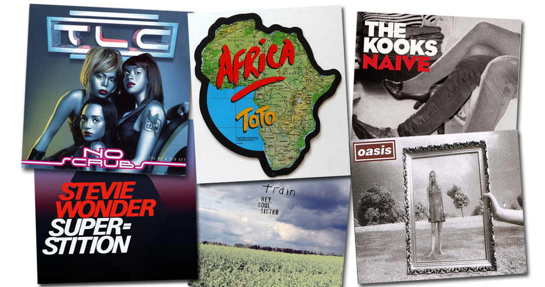 The UK's surprise streaming hits of last year, including Toto's Africa