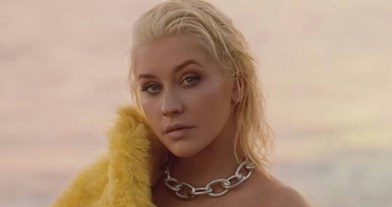 "Christina Aguilera is making ""meaningful"" new music"