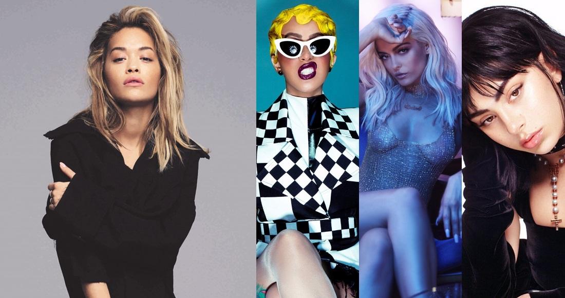 Rita Ora's new single features Cardi B, Bebe Rexha & Charli XCX