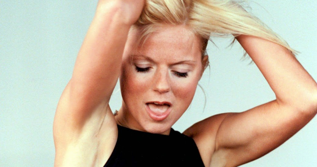 Official Charts Flashback 2001: Geri Halliwell – It's Raining Men