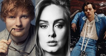 Ed Sheeran, Harry Styles and Adele among richest young musicians as The Sunday Times releases its Rich List for 2018