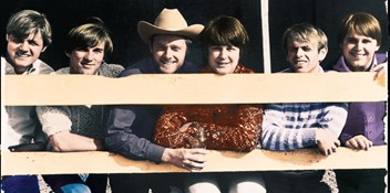 The Beach Boys announce new album The Beach Boys With The Royal Philharmonic Orchestra