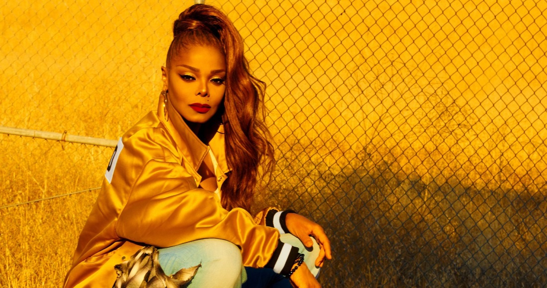Janet Jackson is the newest Billboard Icon - her 40 biggest downloads revealed