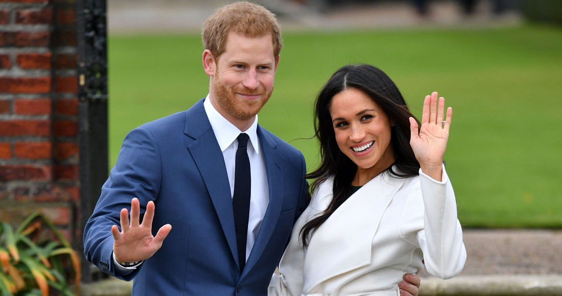 Harry and Meghan: Royal Wedding Number 1s