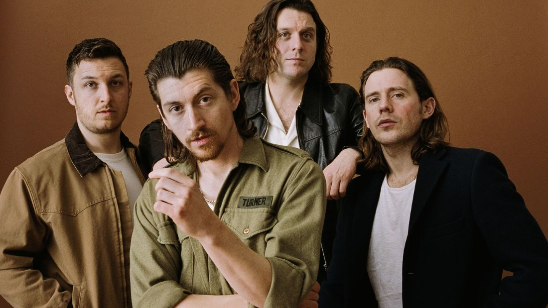 Arctic Monkeys smash vinyl record to score sixth UK Number 1 album with Tranquility Base Hotel + Casino