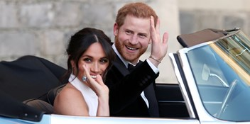Royal Wedding: Prince Harry, Meghan Markle and Sheku leave the altar for the Official Charts