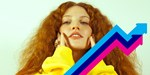 Jess Glynne's I'll Be There is Number 1 on this week's Official Trending Chart