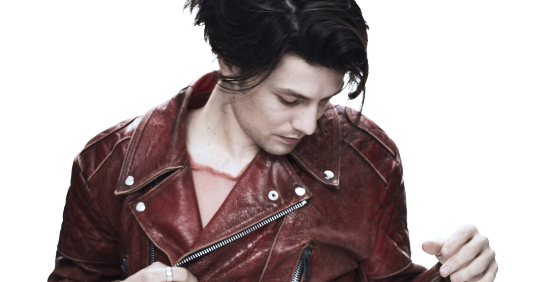 Which American megastar has James Bay teamed up with for his new single?