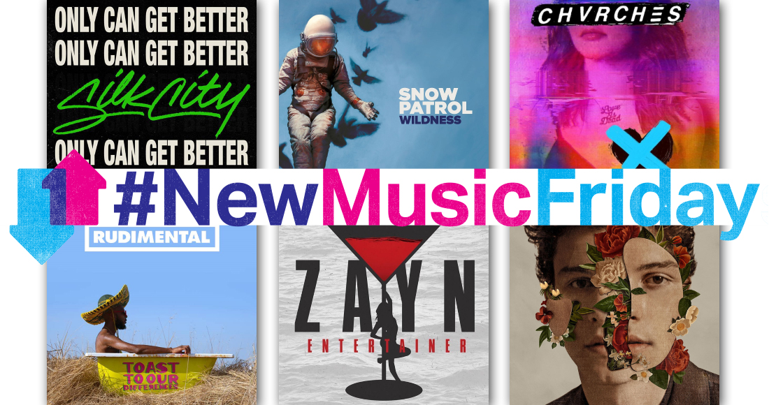 This week's new releases: Shawn Mendes, Rudimental, more
