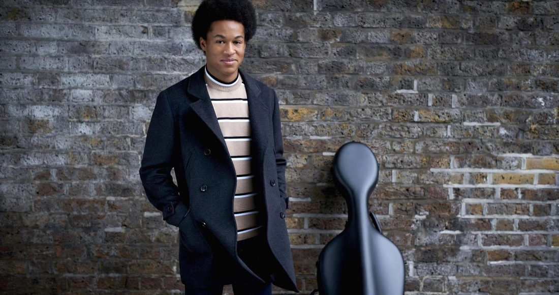 Royal Wedding impact: Sheku becomes highest-charting cellist ever